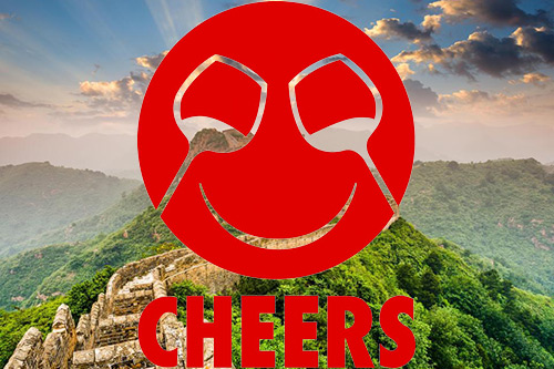 CHEERS Wines - Beijing, China