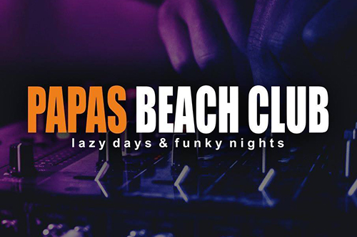 Papas Beach Club & Bars - Hurghada, Egypt