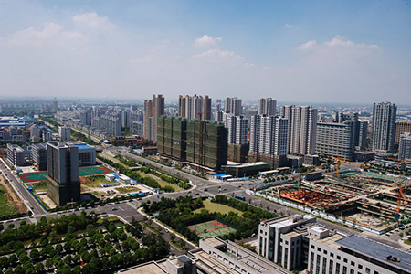 Changzhou Skyscrappers
