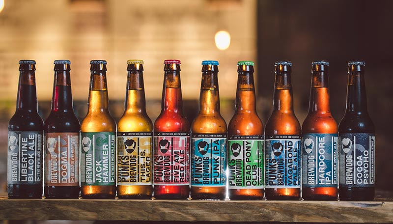 The BrewDog Billionaire