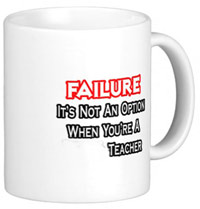 Failure is for Mugs